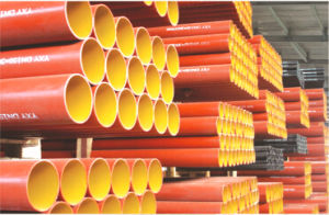 ISO6594 & En877 Cast Iron Pipe