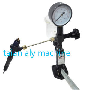 Auto Diesel Diagnostic Injector Nozzle Tester Flow Meter Test Tools Adapter