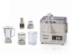 Geuwa 4 in 1 Food Processor Juicer pictures & photos