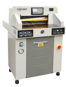 Hydraulic Program-Controlled Paper Guillotine (6700H) pictures & photos