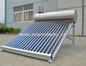 Low Pressure Solar Energy Water Heater pictures & photos