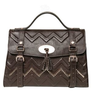 New Design High Quality Fashion Shoulder Bags Leather Handbags (LDO-160969) pictures & photos