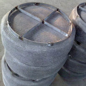 Knitted Wire Mesh Demister pictures & photos