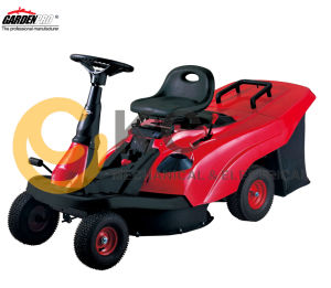 Riding /Ride on Compact Lawn Mowers Lawn Rider From Kc (KCR26RC)