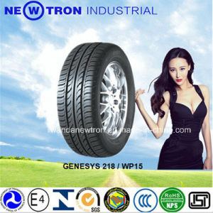 China PCR Tyre, High Quality PCR Tire with Label 165/65r14