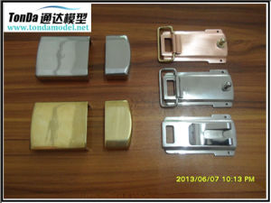 Brass CNC Machining Parts with Nickle Plating