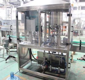 Pet Tin Pop-Top Can Carbonated Soft Drinks Filling Line pictures & photos