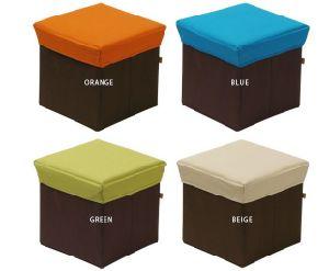 Incredible China Fabric Folding Storage Ottoman Yd S028 China Machost Co Dining Chair Design Ideas Machostcouk