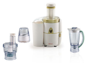 450W Kitchen Food Processor Plastic Jar pictures & photos