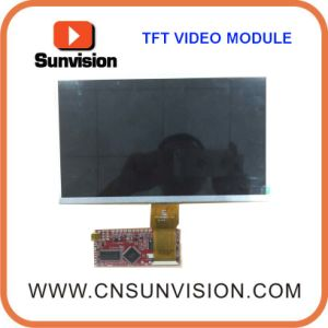 "7"" TFT LCD Screen Video Module with Customized Function pictures & photos"