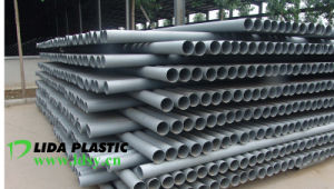 PVC Sewer Pipe pictures & photos