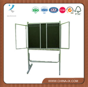 Steel Display Rack with Wings pictures & photos