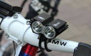 2000 Lumen 2X CREE Xm-L U2 LED Bicycle Headlight Headlamp Light