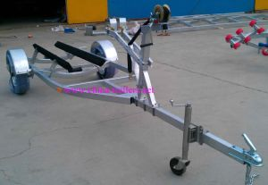 Galvanized Boat Trailer pictures & photos