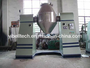 Pharmaceutical Double Cone Rotary Vacuum Drying Machine pictures & photos