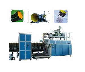 HDPE Spiral Corrugated Pipe Extrusion Line pictures & photos