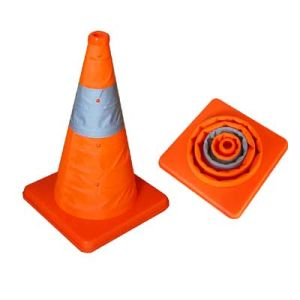 Retractable Traffic Cone (NE6001)