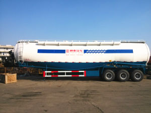 China Bulk Cement Tanker Semi Trailer pictures & photos