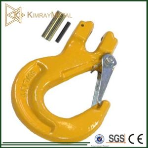 Forged Steel G80 Clevis Sling Hook with Latch