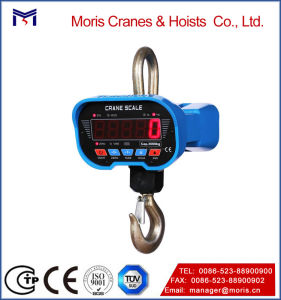 The Mini Digital Crane Hanging Scale with LED Display Charging pictures & photos