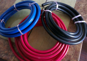 High Pressure PVC Air Hose with SGS Certificate