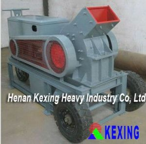 Mini Hammer Crusher with Capacity 3-5t/H (PC400*300)