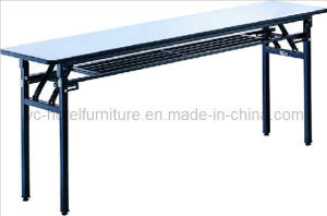 Chipboard Table With Strong Aluminum Frame (YC-T150) pictures & photos