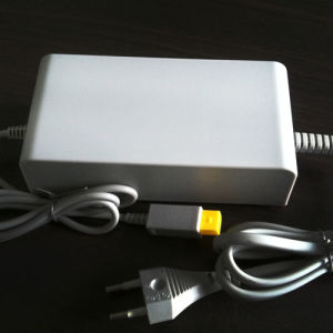 White AC Power Supply Adapter for Nintendo Wii U Console