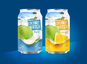 330ml Natural Coconut Water pictures & photos