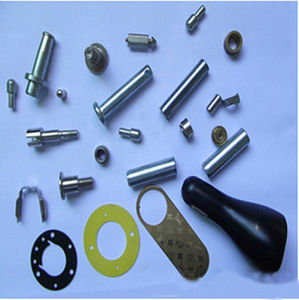 High Quality OEM Metal Stamping with Difference Finishing (ATC225) pictures & photos