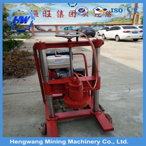 High quality Gasoline Hydraulic Concrete Core Drilling Machine pictures & photos