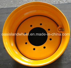 Forklift Steel Wheel 8.25X16.5 pictures & photos