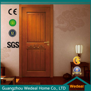 100% Solid Wood Interior Door for Hotel Project (WDHO24) pictures & photos