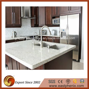 Hot Sale Kashmir White Granite for Flooring Tile/Wall Cladding/Countertop/Vanity Top/Slabs