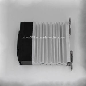 10A Single Phase Heat Sink Type Slim SSR Solid State Module pictures & photos