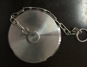 Sanitary Stainless Steel Blind Nut with Chain