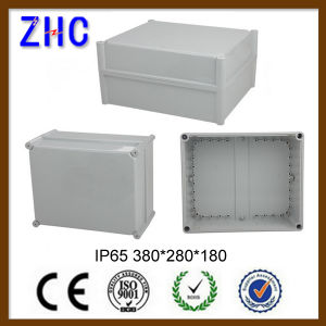 250*80*85 IP65 Plastic Small Junction in Ground Underground Distribution Enclosure Waterproof Electrical Outlet Box pictures & photos