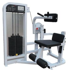 Fitness Equipment / Gym Equipment / Life Fitness /Abdominal Crunch Ss22