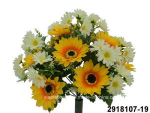 China artificialplasticsilk flower sunflowerdaisy mixed bush artificialplasticsilk flower sunflowerdaisy mixed bush 2918107 19 mightylinksfo