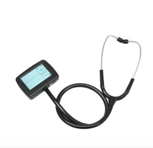 Multi-Function Electronic Stethoscope Cms-M with Ce pictures & photos