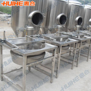 Mirror Polishing Beer Fermentation Tank for Beer pictures & photos