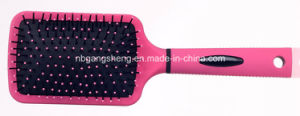 New Design Plastic Hair Brush Maiking up Brushes pictures & photos