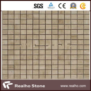 Beige Travertine Mosaic for Project