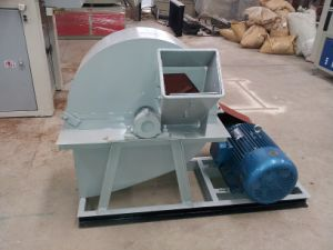 Wood Chip Crusher Machine