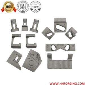 Hot Die Drop Forging Rail Clamps/Railway Components pictures & photos