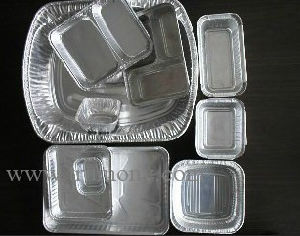 Semi-Rigid Container Foil N005 pictures & photos