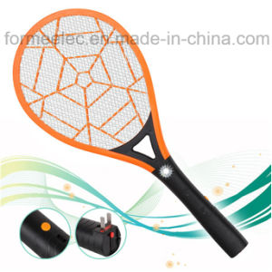Rechargeable Electric Mosquito Swatter with LED Mosquito Killer D78 pictures & photos