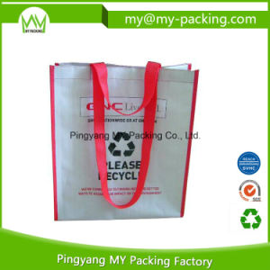 New Design Printable Matt Lamination PP Woven Shopping Bag pictures & photos