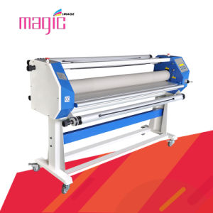 Single Side Hot and Cold Pneumatic Laminator (MC-1700A) pictures & photos