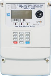 Three Phase Keypad Prepaid Meter pictures & photos